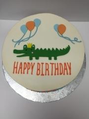 Custom birthday cake delivery