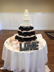 Order Wedding Cake & Cupcakes