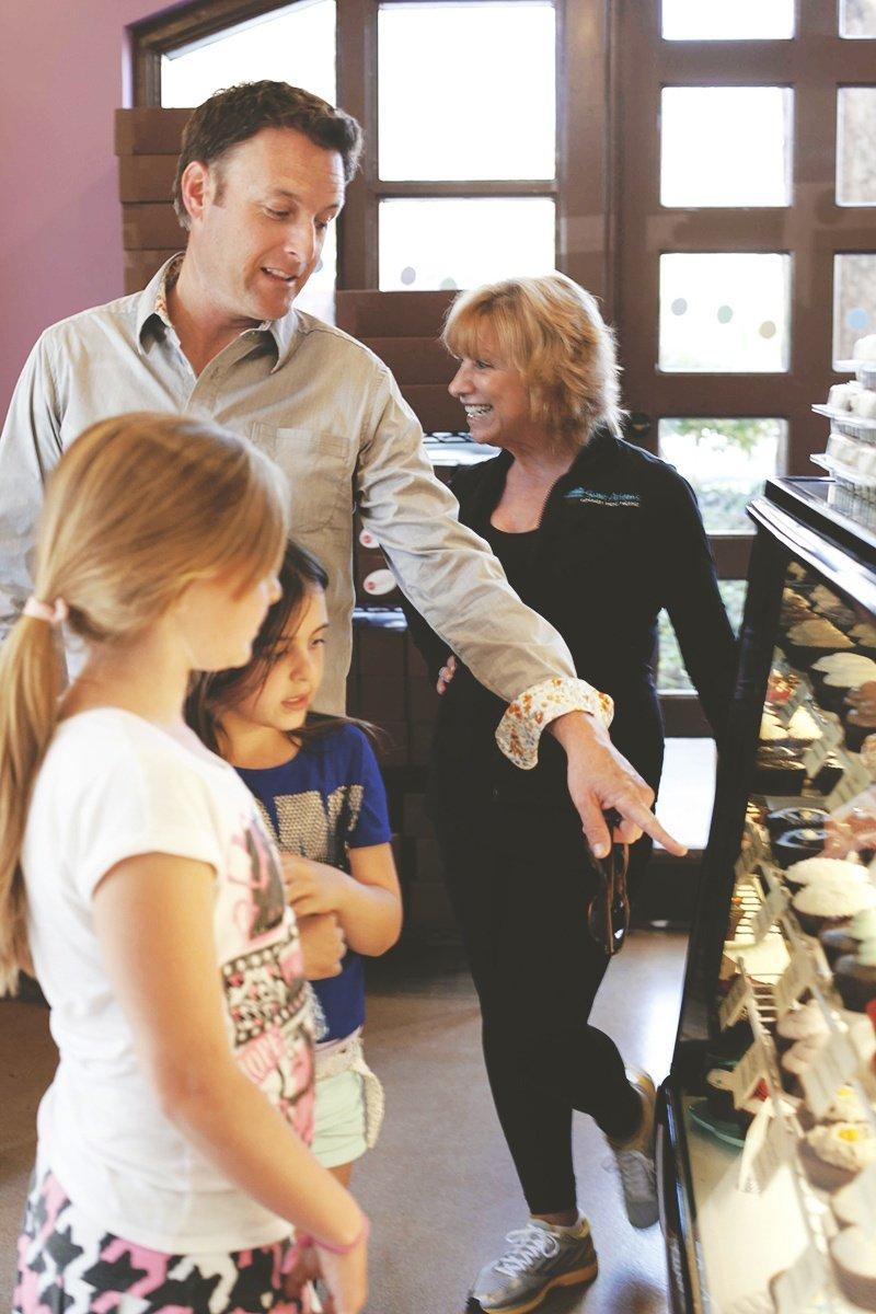 Sweet Arleen's bakery shop in Westlake Village