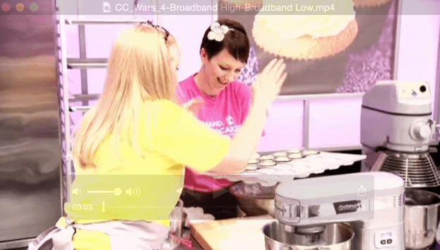 Cupcake Wars – Barbie's Dreamhouse video