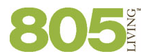 Press 805Living Logo
