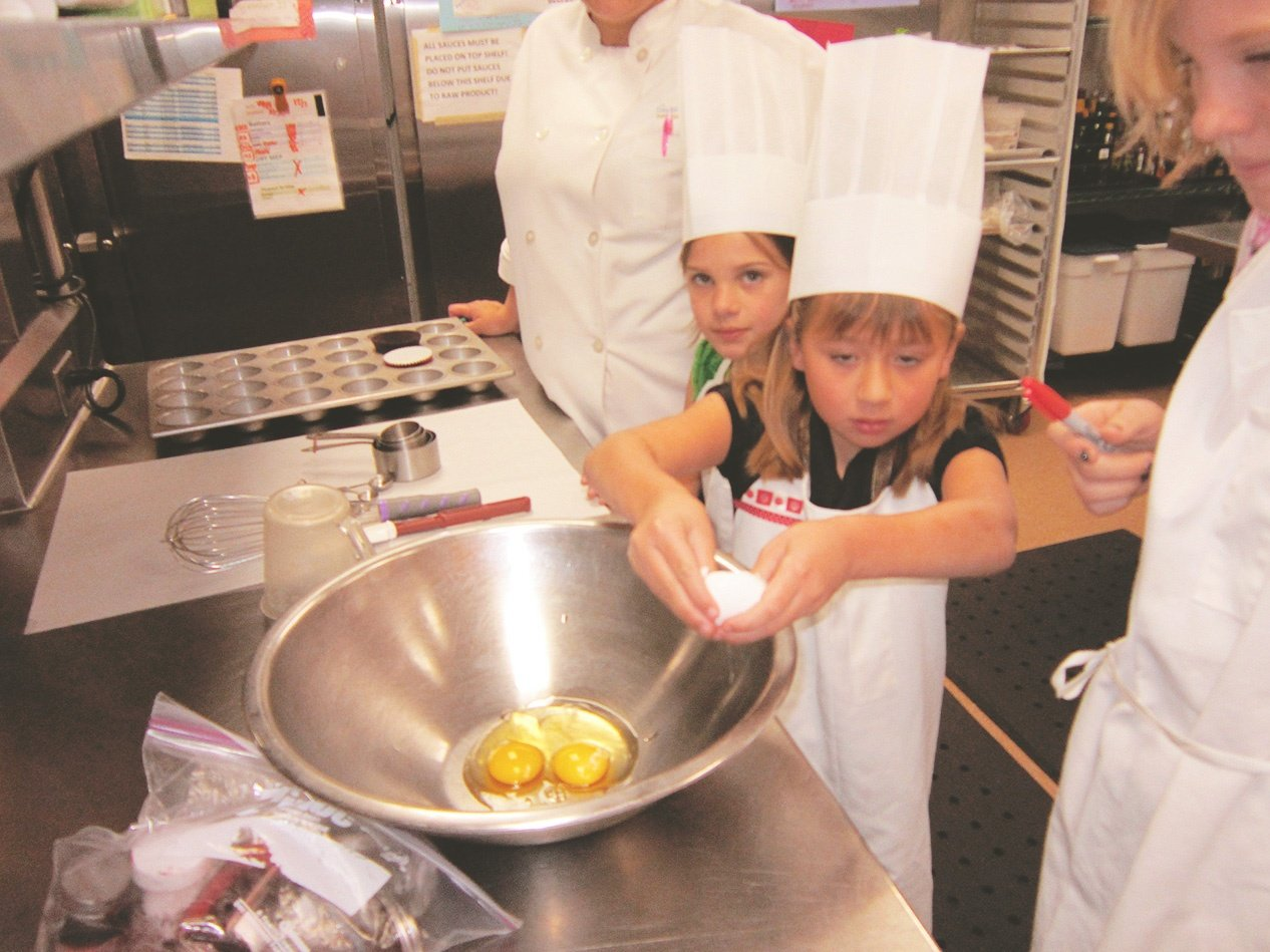 Participate In Baking