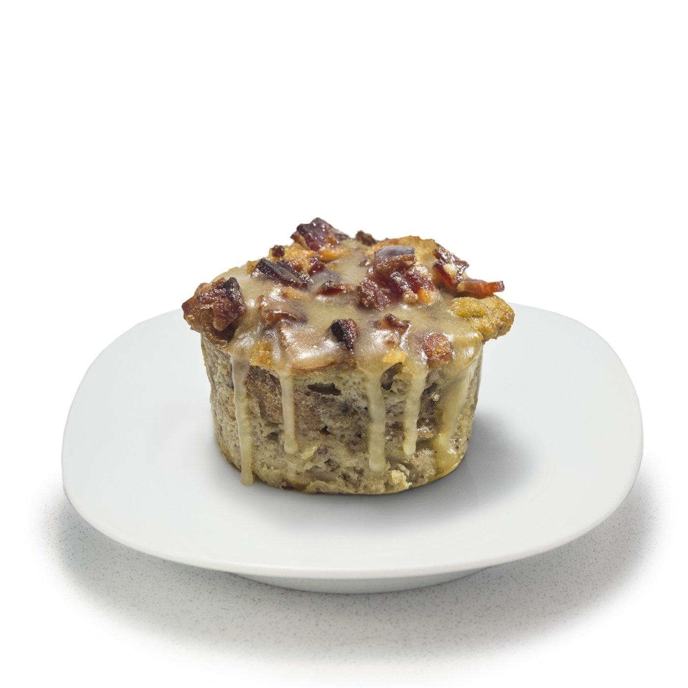 Maple bacon - applewood smoked bacon & salted maple glaze.