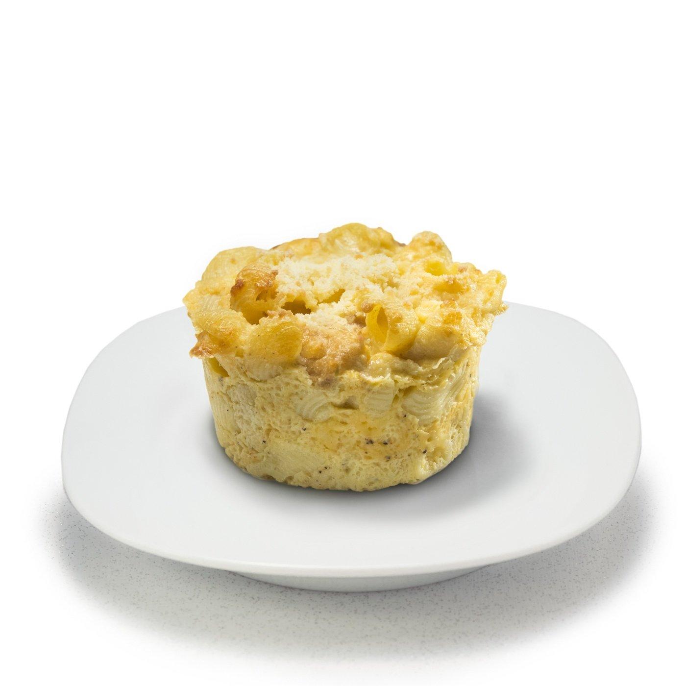 Mac 'n Cheese Bread Pudding